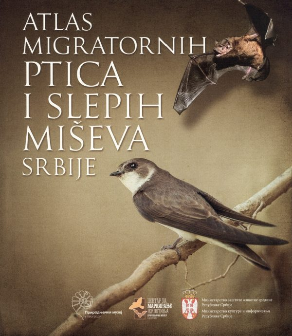 Atlas migratornih ptica i slepih miševa Srbije